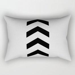 four arrows Rectangular Pillow