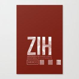 ZIH Canvas Print