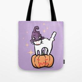HalloweenCat Tote Bag