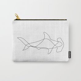 hammer - one line art Carry-All Pouch