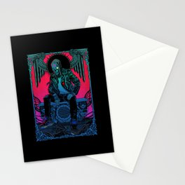 The Ghost of Dead Motor City Stationery Cards