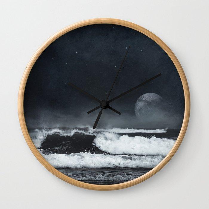 9th Nightwave Wall Clock