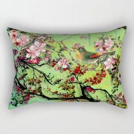 Primaveril Rectangular Pillow