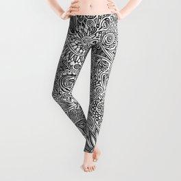 Fairy arabesque Leggings