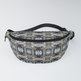 """forest """"troll"""" in the snow #2 pattern Fanny Pack"""