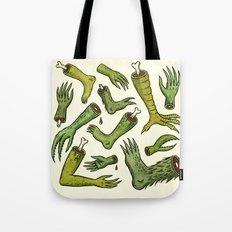 Disiecta Membra No. 2 Tote Bag