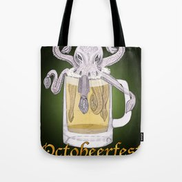 Octobeerfest Tote Bag