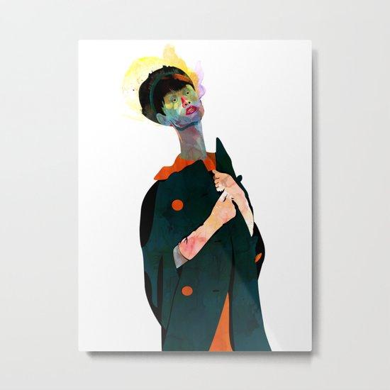 Hestia Metal Print
