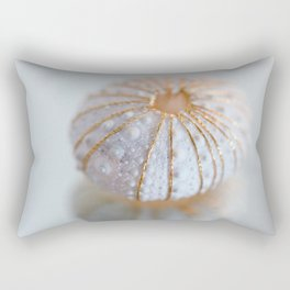 Sea Urchin Shell Rectangular Pillow