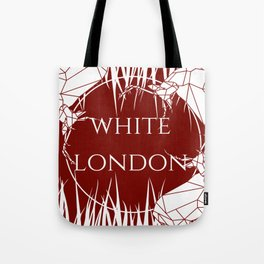 White London Tote Bag