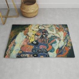 Klimt -The Maiden Rug