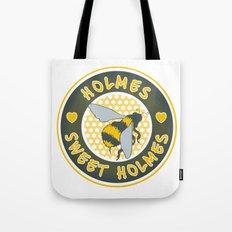 Holmes Sweet Holmes Tote Bag