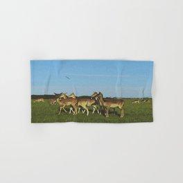 Oh Deer (Artistic/Alternative) Hand & Bath Towel
