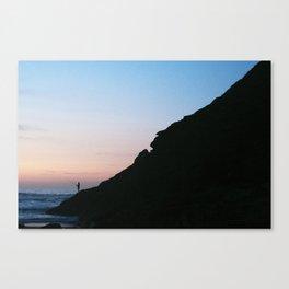 El Pescador Canvas Print