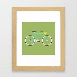 Bike Framed Art Print