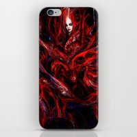 witchcraft iPhone & iPod Skins featuring Witchcraft by Gyossaith