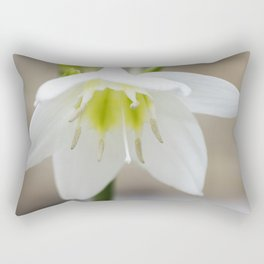 Amazon Lily Rectangular Pillow