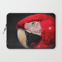 scarlet macaw - ara macao Laptop Sleeve