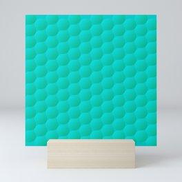 Bubble I Pattern Mini Art Print