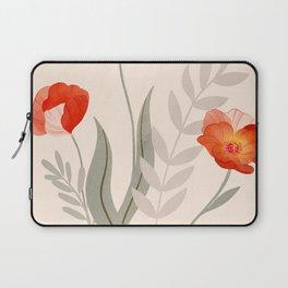 Summer Flowers II Laptop Sleeve
