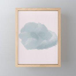 Dare to Dream - Cloud 22 of 100 Framed Mini Art Print