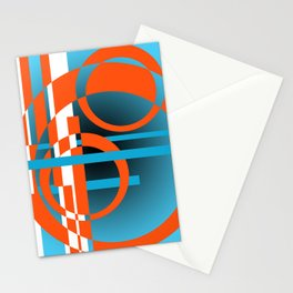 Ringers Ring Circles Stationery Cards