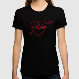 Love Las Vegas T-shirt