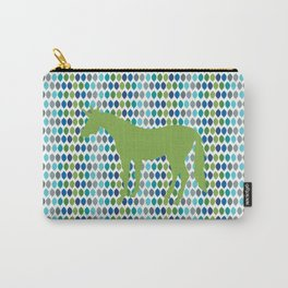 Greenery Unicorn V02 Carry-All Pouch