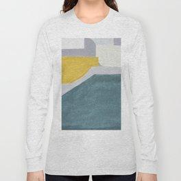 Geometric art Long Sleeve T-shirt