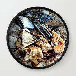 NATURE ROCKS Wall Clock