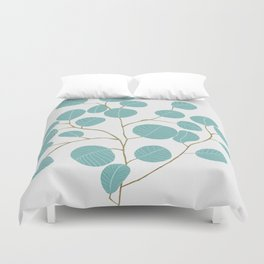 Eucalyptus No. 1 Duvet Cover