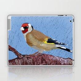 European Goldfinch Laptop & iPad Skin