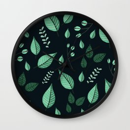 floral dreams Wall Clock
