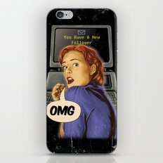 You Have a New Follower iPhone & iPod Skin