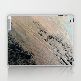 Landslide: a pretty, minimal abstract piece in pink, and blues Laptop & iPad Skin