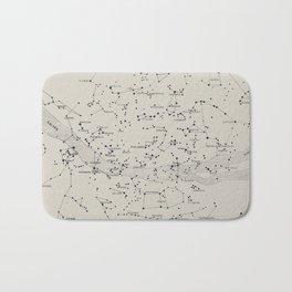 Carte du Ciel II Bath Mat