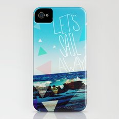 Let's Sail Away iPhone (4, 4s) Slim Case
