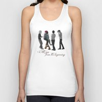 1d Tank Tops featuring 4 Years of 1D by Aki-anyway