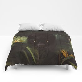Hello Panther! Comforters