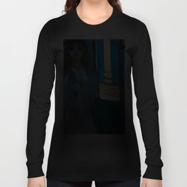 The Voice, Summer Night by Edvard Munch Long Sleeve T-shirt