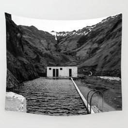 Ash Laden Wall Tapestry