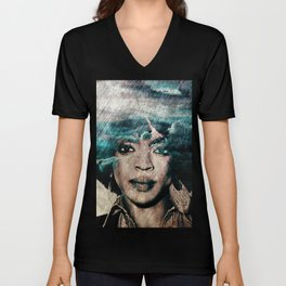 Lauryn Hill  Unisex V-Neck