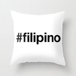 PHILIPPINES Throw Pillow