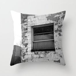 Curb A Peel Throw Pillow