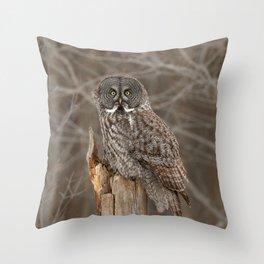 Stumped Throw Pillow