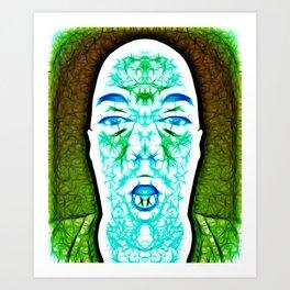 Rommz Art Print