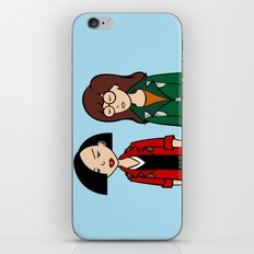 Daria & Jane iPhone Skin