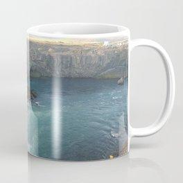 Iceland Blue Coffee Mug