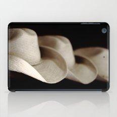 Hats Off iPad Case