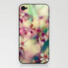 Abstract Spring iPhone & iPod Skin